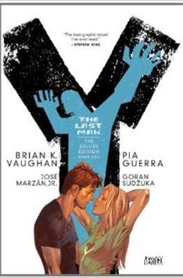 Y: The Last Man - The Deluxe Edition (Hardcover) #5