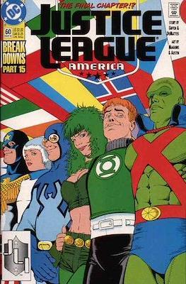 Justice League / Justice League International / Justice League America (1987-1996) (Comic-Book) #60