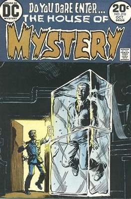 The House of Mystery (Grapa) #218