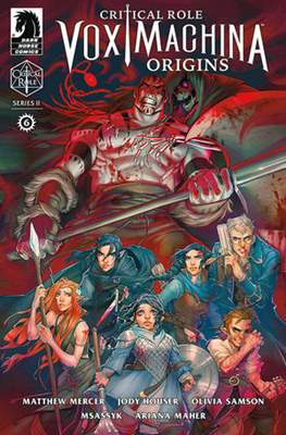 Critical Role Vox Machina: Origins Series II #6