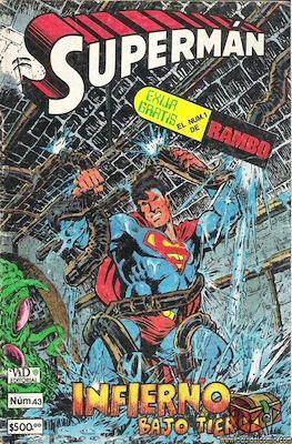Supermán (1986-2001) #43