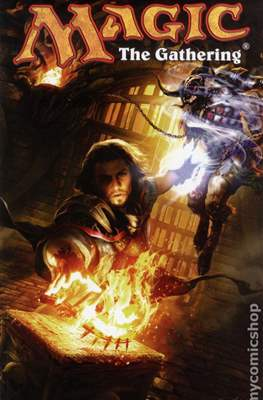 Magic: The Gathering (Softcover 104 pp) #1