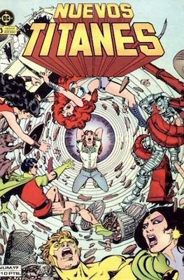 Nuevos Titanes Vol. 1 (1984-1988) (Grapa 40 pp) #17
