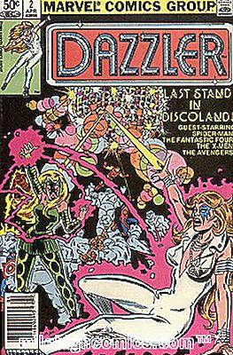 Dazzler Vol. 1 (Comic-Book) #2