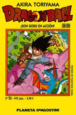Dragon Ball (Rústica) #26