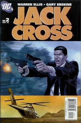 Jack Cross (Comic Book) #2