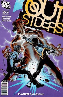 Outsiders (2005-2007) (Grapa. 24 páginas) #9