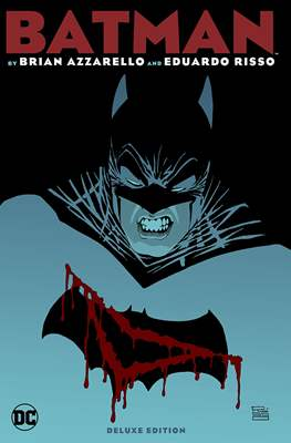 Batman by Brian Azzarello and Eduardo Risso Deluxe Edition