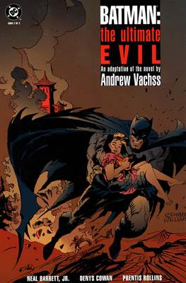 Batman: The Ultimate Evil (Softcover 48 pp) #2
