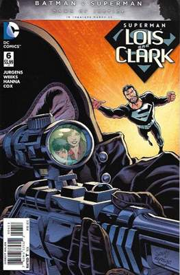 Superman: Lois & Clark (2015-2016) (Saddle-stitched) #6