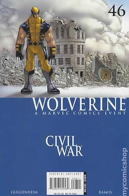 Wolverine / Dark Wolverine (2003-2010) (Comic Book) #46