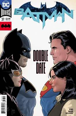 Batman Vol. 3 (2016-) (Comic Book) #37