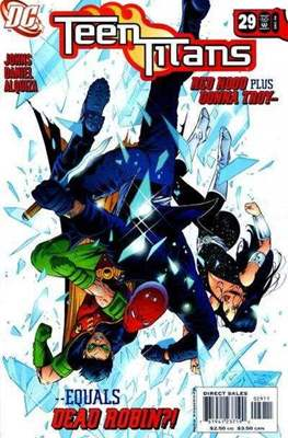 Teen Titans Vol. 3 (2003-2011) (Comic Book) #29
