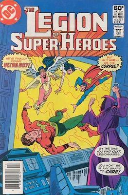 Legion of Super-Heroes Vol. 2 (1980-1987) (Comic-book) #282