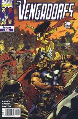Los Vengadores vol. 3 (1998-2005) (Grapa. 17x26. 24 páginas. Color. (1998-2005).) #44