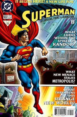 Superman Vol. 2 (1987-2006) (Comic Book) #122
