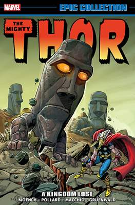 Thor Epic Collection #11