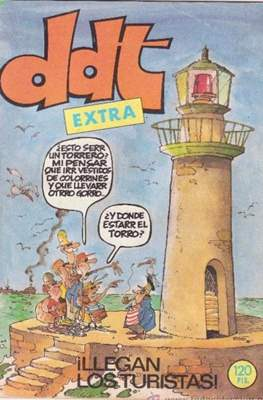 Extras numerados (1982-1985) (Grapa) #33