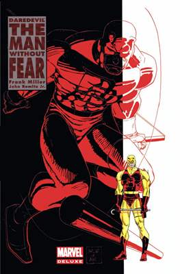 Daredevil: The Man Without Fear - Marvel Deluxe