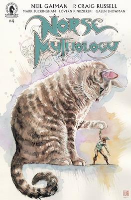 Norse Mythology II (Variant Cover) #4