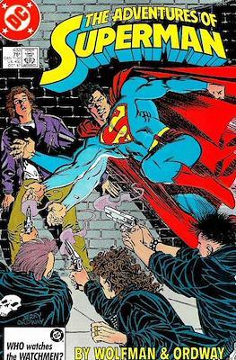 Superman Vol. 1 / Adventures of Superman Vol. 1 (1939-2011) (Comic Book) #433