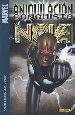 Nova (2008-2010) (Rústica 96 pp) #1
