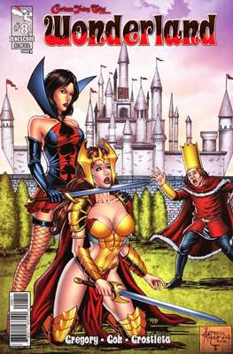 Grimm Fairy Tales presents Wonderland (Comic Book) #8