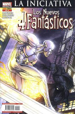 Los 4 Fantásticos / Los Cuatro Fantásticos Vol. 7 (2008-) (Grapa 24-48 pp) #3