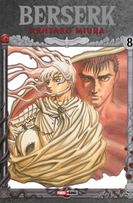 Berserk (Rústica con sobrecubierta) #8