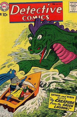 Detective Comics Vol. 1 (1937-2011; 2016-) (Comic Book) #252