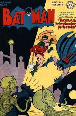 Batman Vol. 1 (1940-2011) (Comic Book) #41
