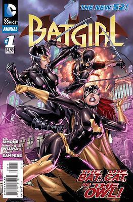 Batgirl Vol. 4 Annual (2012-2015)