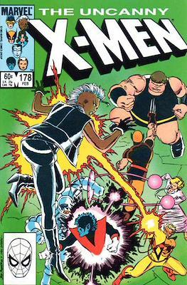 The Uncanny X-Men (1963-2011) (Comic-Book) #178