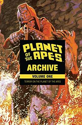 Planet of the Apes Archive (Digital) #1
