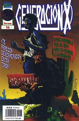 Generación-X Vol. 2 (1996-2000) (Grapa 24 pp) #16