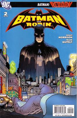 Batman and Robin Vol. 1 (2009-2011) #2