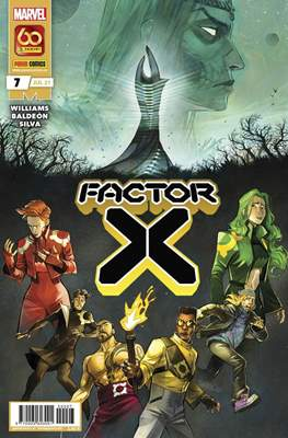 Factor-X (2020-2021) #7