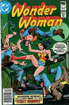 Wonder Woman Vol.1 (1942-1986; 2020-) (Comic Book) #262