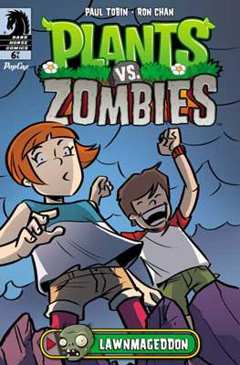 Plants vs Zombies: Lawnmageddon (Digital) #6