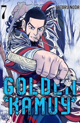 Golden Kamuy (Rústica con sobrecubierta) #7