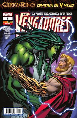 Los Vengadores Vol. 4 (2011-) (Grapa) #104/5