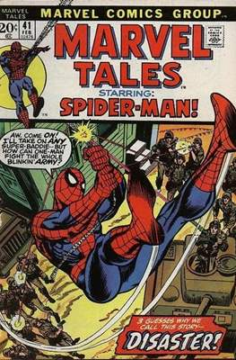 Marvel Tales (Comic Book) #41