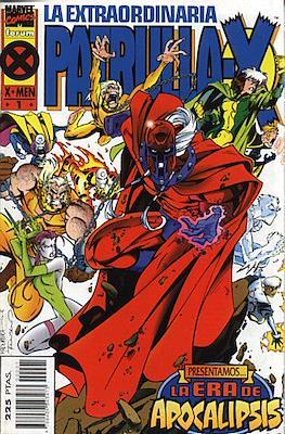 La Extraordinaria Patrulla-X (1995-1996). La Era de Apocalipsis
