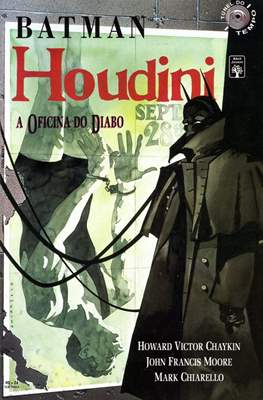 Batman & Houdini - A oficina do diabo