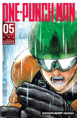 One Punch-Man (Trade paperback) #5