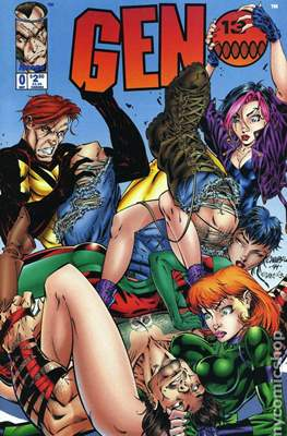 Gen 13 (1994) (Comic Book) #0
