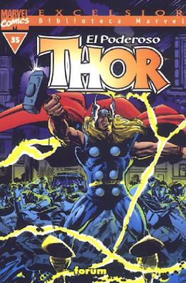 Biblioteca Marvel: El Poderoso Thor (2001-2004) (Rústica 160 pp) #35
