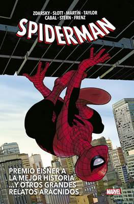 Spiderman: Premio Eisner a la mejor historia... y otros grandes relatos arácnidos (Cartoné 88 pp) #