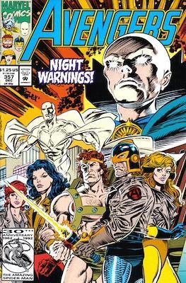 The Avengers Vol. 1 (1963-1996) (Grapa) #357