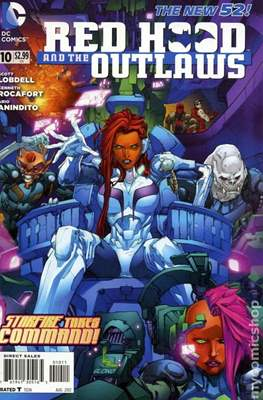 Red Hood and the Outlaws (2011-) New 52 (Comic-Book) #10